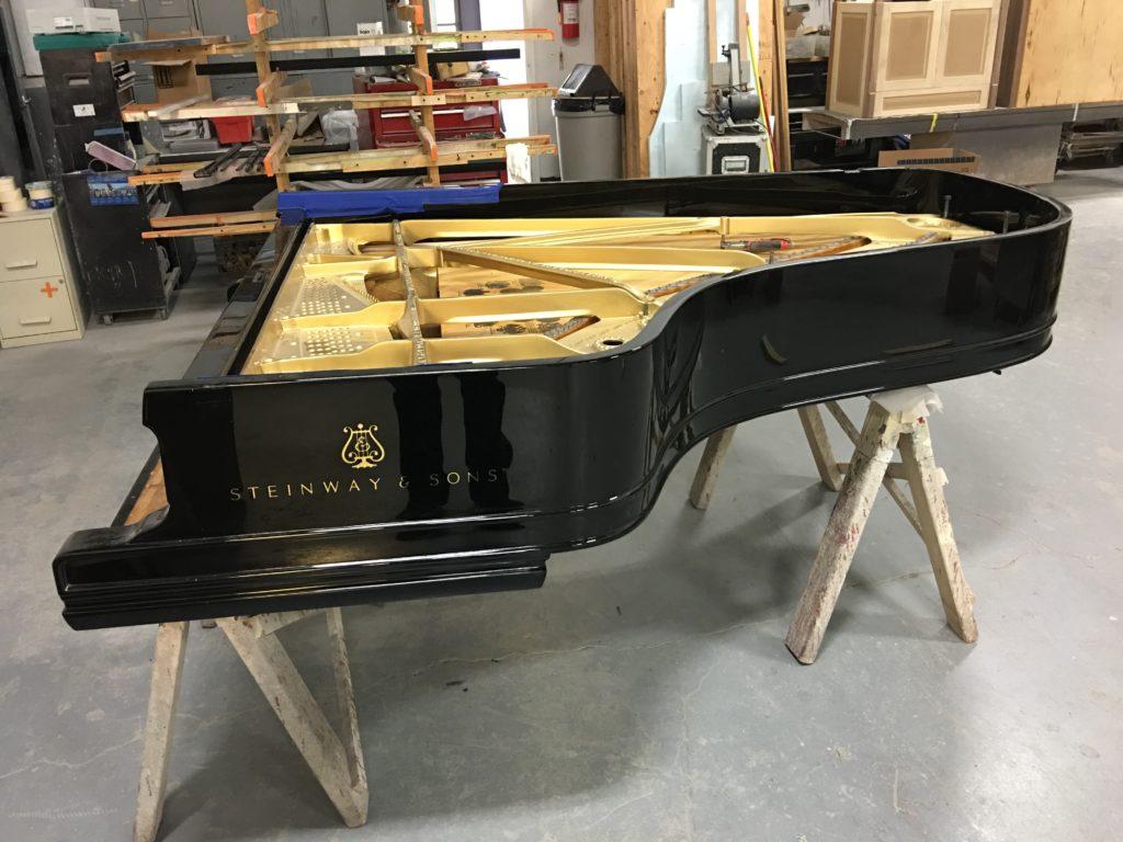 Steinway Grand Piano Case Amadeus Piano