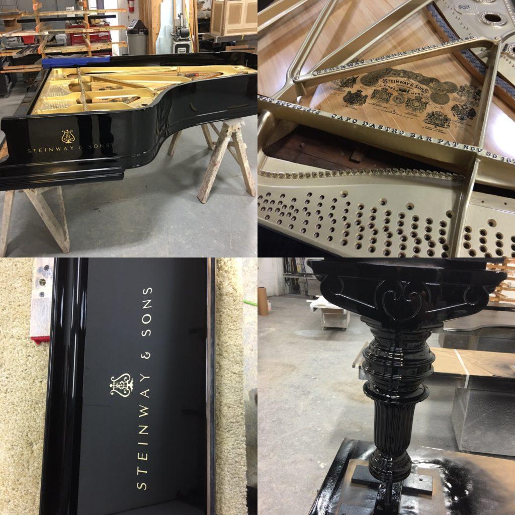 Steinway Piano Restoration